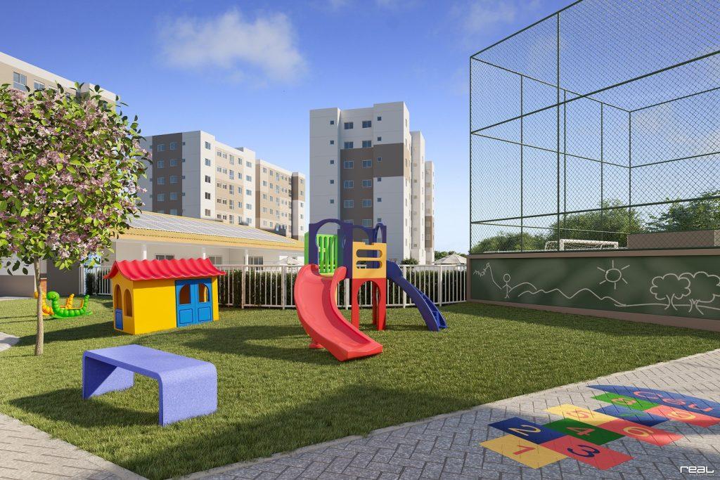 Vista de Vila Velha - Morar Construtora - Parquinho